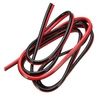 1 Meter Hot Bed Special Welding Wire Red And Black For 3D Printer Accessories