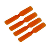 2 Pairs Gemfan 2510 ABS Propellers For 120-150 Class Frame Kits RC Quadcopters