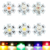 3W High Power LED PCB Bulb Beads Chips Car Indoor Reading Lamp Aquarium Heatsink