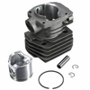 44mm Cylinder Piston Ring Chainsaw Kit For Husqvarna 350 346 351 353