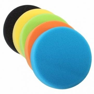 Other|Garden Hoses|Other Toys|Sony PlayStation 2  - 6 Inch Flat Sponge Buff Polishing Pad For Car Polisher