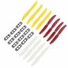 6 Pairs Gemfan 5030 CW CCW ABS Propellers For ZMR250 QAV250 280 180 RC Multirotors