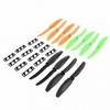 6 Pairs Gemfan 5040 CW CCW ABS Propellers For ZMR250 QAV250 280 180 RC Multirotors