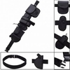 7 Belt Pouches Waist Strap Security Utility Duty Kit For Outdoor Guard Training
