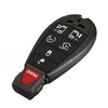 7 Buttons Keyless Entry Remote Key Fob Transmitter For Chrysler Dodge