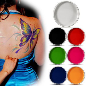 Creams & Lotions|Accessories|Foundation|Nail Polish & False Nails  - 7 Colors Facial Body Art Oil Paints Drawing Cosmetic Cosplay Halloween Painting