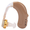C-109 Rechargeable Hearing Aid Behind Sound Amplifier The Ear Volume Adjustable