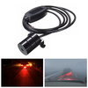 Car Laser Fog Warning Lamp Red Lights Driving Safety Anti Collision Light