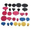 D001-1 28Pcs High Quality Paintless Dent Removal Tools Set Glue Tabs for Repairing
