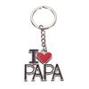 I Love Papa Letters Words Heart Father
