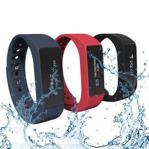 Accessories for Mobile Phones|Accessories|Other Accessories  - I5 PLUS Waterproof Bluetooth Smart Wristband Bracelet For IOS Android