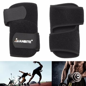 Other|Nail Polish & False Nails|Bike Accessories|Pain Relief  - IANBITE Adjustable Neoprene Elbow Support Wrap Brace Compression Pain Relief Sports Protector