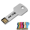 MECO 8GB Metal Colorful Key Flash Drive USB 2.0 Memory U Disk Thumb Pen Stick