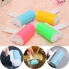 Reuseable Clean Brush Washable Sticky Hair Dust Lint Remove Roller Fluff Pet Carpet Clothes
