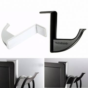 Headphones|Audio Accessories|Sony PlayStation 2  - Universal Headphone Headset Earphone Holder Hanger Wall PC Monitor Stand