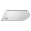 Fittings|Baths|Shower Cubicles Premier Pearlstone 900mm x 760 Right Hand Offset Quadrant Shower Tray