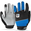 Sets Proworks Cycling Gloves Blue - Large