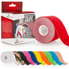Proworks Kinesiology Sports Tape - Red