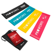 Proworks Resistance Band Set inlcuding Woven Bag and Instruction Sheet