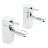 Savisto Square Bath Taps Without Waste
