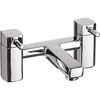 Savisto Square Lever Bath Filler