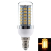 10pcs E14 220-240V 18W 1650LM SMD 5630 LED Warm White LED Corn Bulb