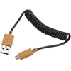 1/2/4/6/10 pcs Elago Micro USB to USB 2.0 M-M Spring Data Transfer Charge Cable