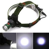 Accessories  - 2 in 1 Flashlight Headlight Built-in Rechargeable Batteries