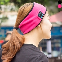 Sports Accessories  - 2 in 1 Headband Wireless Bluetooth Earphone Comfortable Absorbent