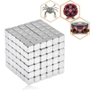 216 x 3mm Magnetic Magnet Square Buckyballs Toy