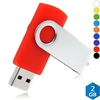 2GB USB 2.0 Flash Drive USB Memory Card U Disk