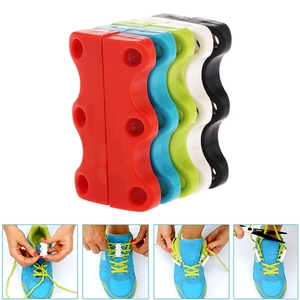 2PCs Sneakers Magnetic Shoe Buckles Casual Magnetic Shoe Laces