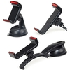 3 in 1 Adjustable Air Vent Car Mount Holder Cradle for iPhone GPS