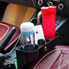 3 In 1 Auto Front Seat Seam Wedge Organizer Car Cup Holder