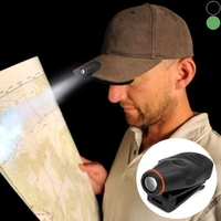 Accessories  - 5 LED Head Light Fishing Camping Hunting Hiking Hat Torch Hunt
