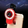 9 in 1 Rechargeable Mobile phone lens and spot light for all cellphon