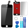 A+++ LCD Touch Screen Digitizer Assembly Full Set Black f iPhone 5c