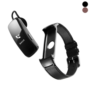 Special Watches & Measuring Devices  - B3 PLUS Smart Bracelet Bluetooth Headset Blood Pressure Pulse Fitness Tracker