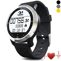 Special Watches & Measuring Devices  - F69 Smart Watch IP68 Waterproof Pedometer Heart Rate Sleep Monitor
