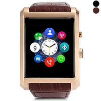 Special Watches & Measuring Devices  - F8 Smart Watch Phone 0.3MP Dialer SMS Reminder Pedometer
