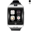 I8S Smart Watch Phone 3D Curved Screen 0.3MP Camera Language Sync