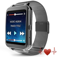 Special Watches & Measuring Devices  - i95 Heart Rate Monitor 512MB 4GB Smart Watch for Android / IOS