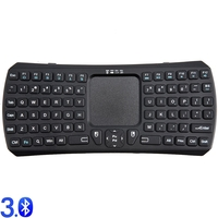 Webcams  - IBK-26 Mini Wireless Bluetooth 3.0 Touchpad Keyboard Fly Air Mouse