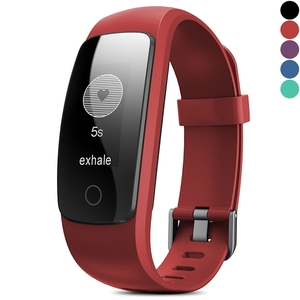 Special Watches & Measuring Devices  - ID107 Plus HR Smart Band Bracelet Heart Rate Sleep Monitor