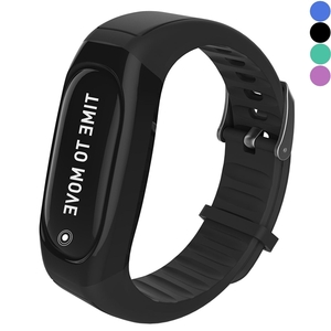 Special Watches & Measuring Devices  - ID118HR Heart Rate Smart Band Sports Tracker IP65 Sleep Monitor SMS Reminder