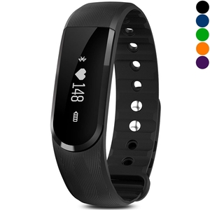 Special Watches & Measuring Devices  - IDO ID101 Smart Bracelet Touch Screen Pushes Mileage Calorie Monitor