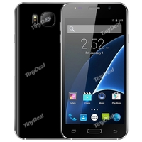 "Mobile Phones  - JIAKE S700 MTK6580 Quad-core 5"" HD Android 5.1 3G Phone"