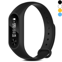 Special Watches & Measuring Devices  - M2S Smart Bracelet Call SMS Reminder Sports Tracker Sleep Monitor