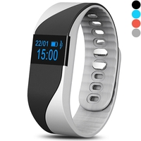 Special Watches & Measuring Devices  - M2S Smart Bracelet OLED Call Reminder Pedometer Heart Rate Monitor