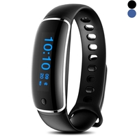 Special Watches & Measuring Devices  - M4 Smart Bracelet Blood Pressure Sports Tracker Call SMS Reminder